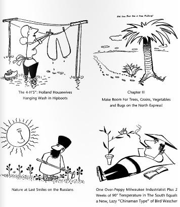 Eksamensopgave om global opvarmning